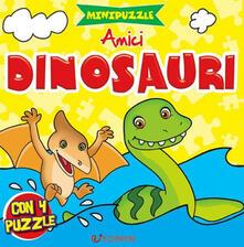 Chievoveronavalpo.it Amici dinosauri. Minipuzzle Image