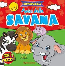 Ristorantezintonio.it Amici della savana. Minipuzzle Image
