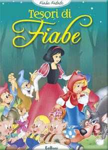 Foto Cover di Tesori di fiabe, Libro di  edito da Edibimbi