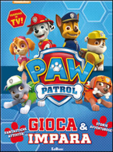 Steamcon.it Gioca & impara. Paw Patrol Image