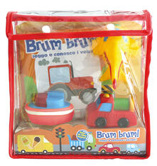 Lpgcsostenible.es Brum brum. Gioco bagnetto. Ediz. a colori Image