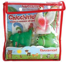 Writersfactory.it Chiccirichì. Gioco bagnetto. Ediz. a colori Image