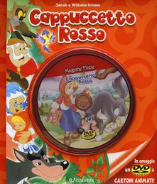 Tegliowinterrun.it Cappuccetto rosso. Ediz. illustrata. Con DVD Image