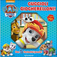 Cuccioli giocherelloni. Paw Patrol.pdf