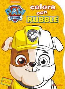 3tsportingclub.it Colora con Rubble. Paw Patrol Image