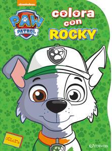 Colora con Rocky. Paw Patrol.pdf