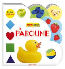 Cefalufilmfestival.it Le paroline. Primi passi. Ediz. illustrata Image