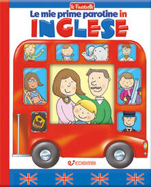 Winniearcher.com Le mie prime paroline in inglese. Ediz. a colori Image