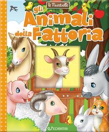 Radiospeed.it Gli animali della fattoria. Ediz. a colori Image