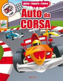 Winniearcher.com L' auto da corsa. Ediz. a colori Image