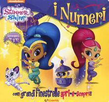 Camfeed.it I numeri. Shimmer & Shine. Ediz. a colori Image