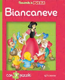 Partyperilperu.it Biancaneve. Finestrelle in puzzle. Ediz. a colori Image