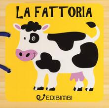Radiospeed.it La fattoria. Libri in legno. Ediz. a colori Image