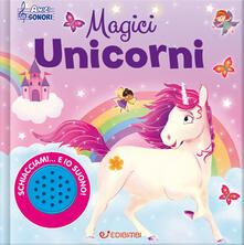 Winniearcher.com Magici unicorni. Amici sonori. Ediz. a colori Image