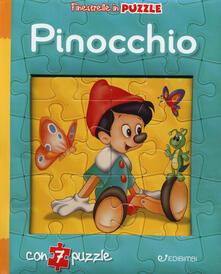 Voluntariadobaleares2014.es Pinocchio. Finestrelle in puzzle. Ediz. a colori Image
