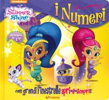 Antondemarirreguera.es I numeri. Shimmer & Shine. Ediz. a colori Image