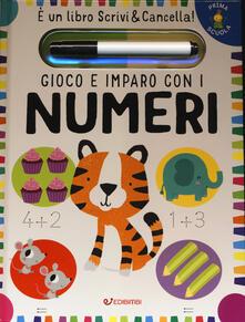 Osteriacasadimare.it Gioco e imparo con i numeri. Prima scuola. Con gadget Image