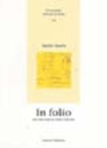 In folio