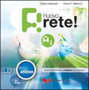 Nuovo rete! A1. Libro attivo per PC e MAC. Con CD Audio