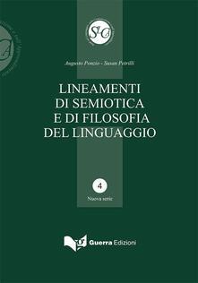 Winniearcher.com Lineamenti di semiotica e di filosofia del linguaggio Image