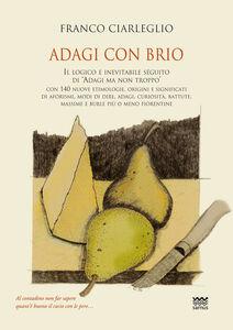 Libro Adagi con brio Franco Ciarleglio