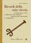 Ricordi della mia viteria. Storia della vite a Firenze e nel mondo. Artigianato, industria e commercio