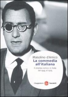 Warholgenova.it La commedia all'italiana. Il cinema comico in Italia dal 1945 al 1975 Image