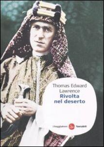 Libro Rivolta nel deserto Thomas E. Lawrence