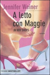 A letto con Maggie. In her shoes
