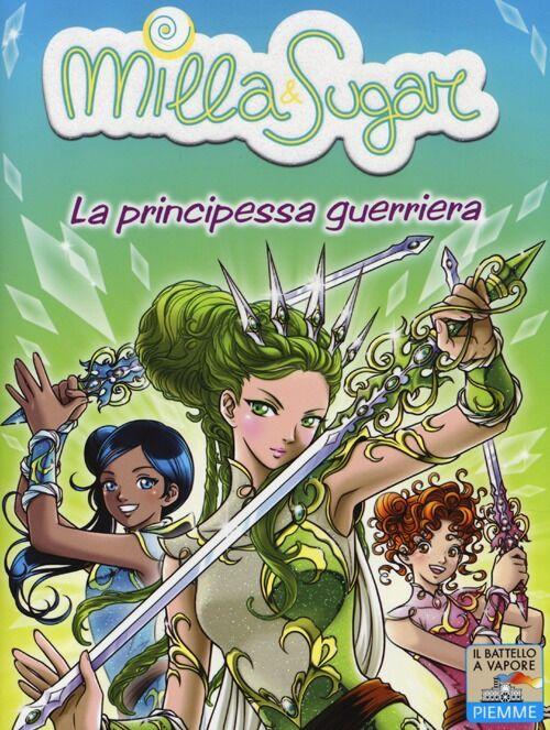 La principessa guerriera