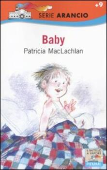 Baby - Patricia McLachlan - copertina