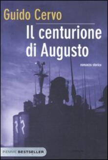 Il centurione di Augusto - Guido Cervo - copertina