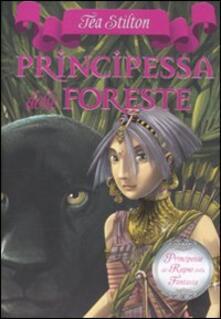 Squillogame.it Principessa delle foreste. Principesse del regno della fantasia. Vol. 4 Image