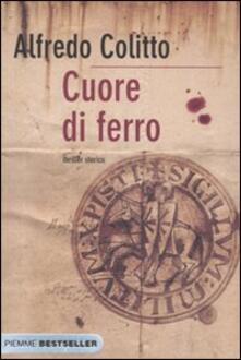 Cuore di ferro - Alfredo Colitto - copertina