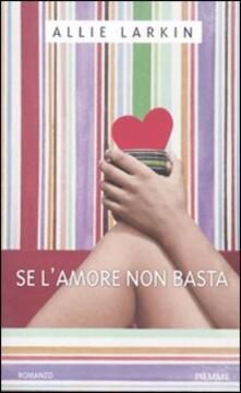 Voluntariadobaleares2014.es Se l'amore non basta Image
