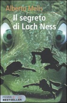 Il segreto di Loch Ness - Alberto Melis - copertina