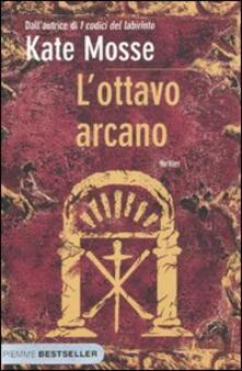 L' ottavo arcano - Kate Mosse - copertina