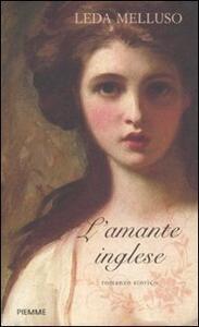 L' amante inglese - Leda Melluso - copertina