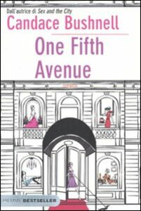 Libro One Fifth Avenue Candace Bushnell