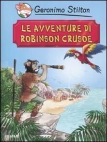 Camfeed.it Le avventure di Robinson Crusoe di Daniel Defoe Image