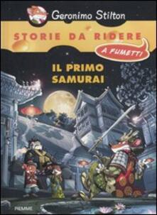 Camfeed.it Il primo samurai. Ediz. illustrata Image