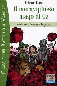 Il meraviglioso mago di Oz - L. Frank Baum - copertina