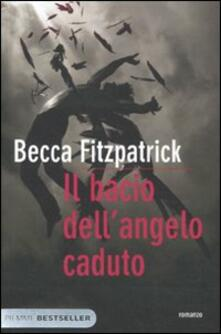 Il bacio dell'angelo caduto - Becca Fitzpatrick - copertina