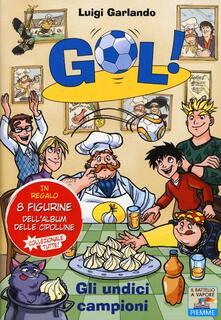 Gli undici campioni - Luigi Garlando - copertina