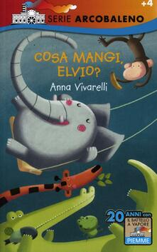 Writersfactory.it Cosa mangi, Elvio? Image