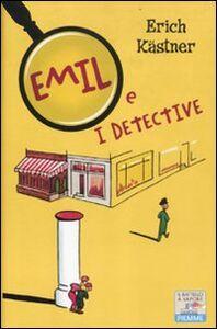 Foto Cover di Emil e i detective, Libro di Erich Kästner, edito da Piemme
