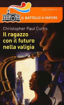 Librisulrazzismo.it Il ragazzo con il futuro nella valigia Image