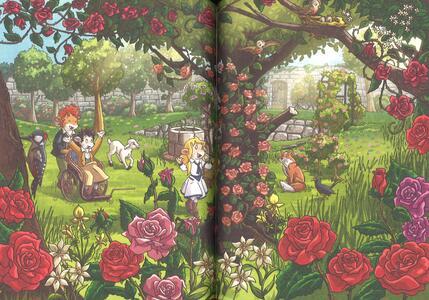 Il giardino segreto di frances hodgson burnett geronimo stilton