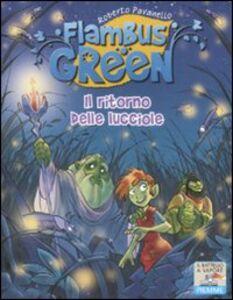 Foto Cover di Il ritorno delle lucciole, Libro di Roberto Pavanello, edito da Piemme