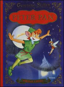 Libro Peter Pan. Con App per tablet e smartphone. Ediz. illustrata Geronimo Stilton
